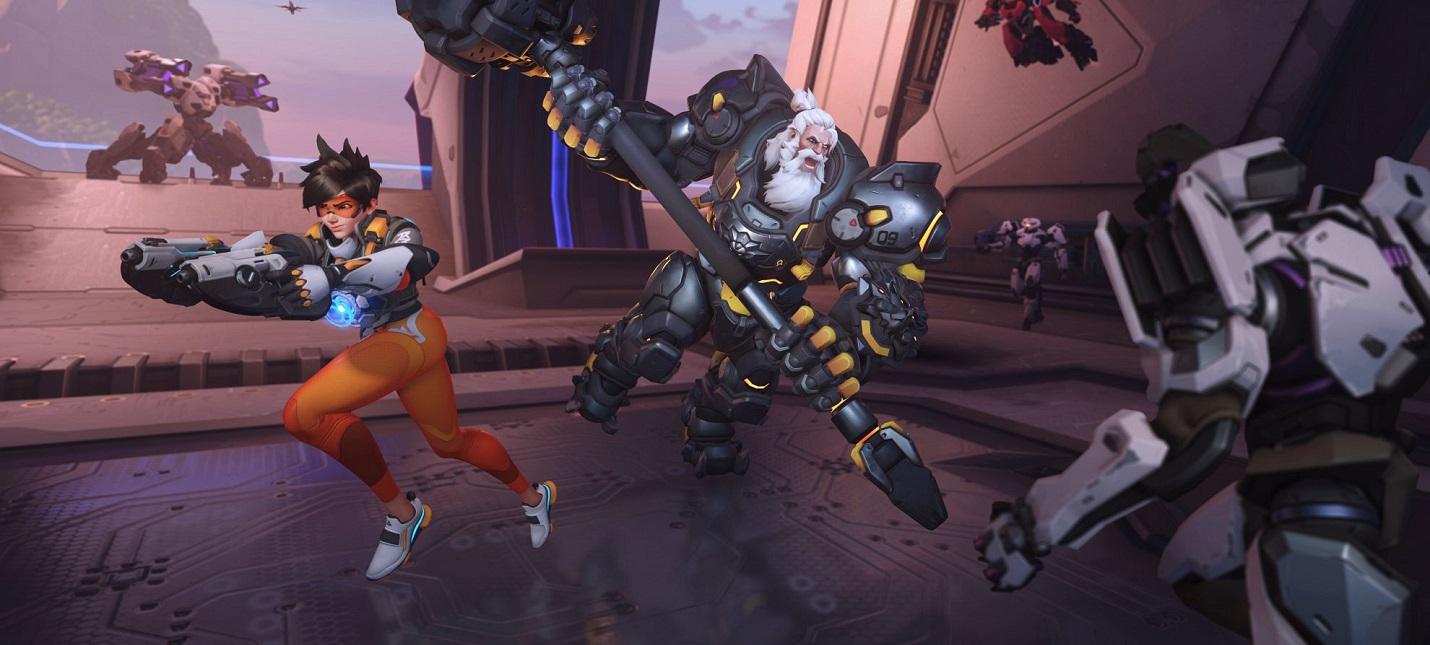 Четыре года разработки, кроссплей и другие детали Overwatch 2