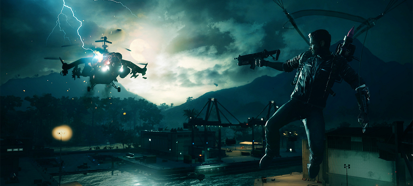 Just Cause 4 получила издания Reloaded и Complete Edition