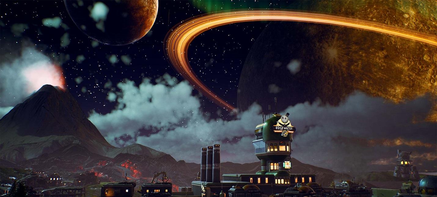 Ближайшее обновление The Outer Worlds увеличит шрифт
