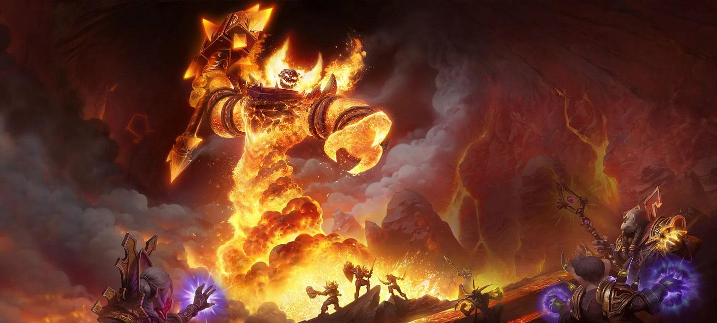 В World of Warcraft: Shadowlands максимальный уровень будет деноминирован до 60, чтобы убрать бессмысленный гринд