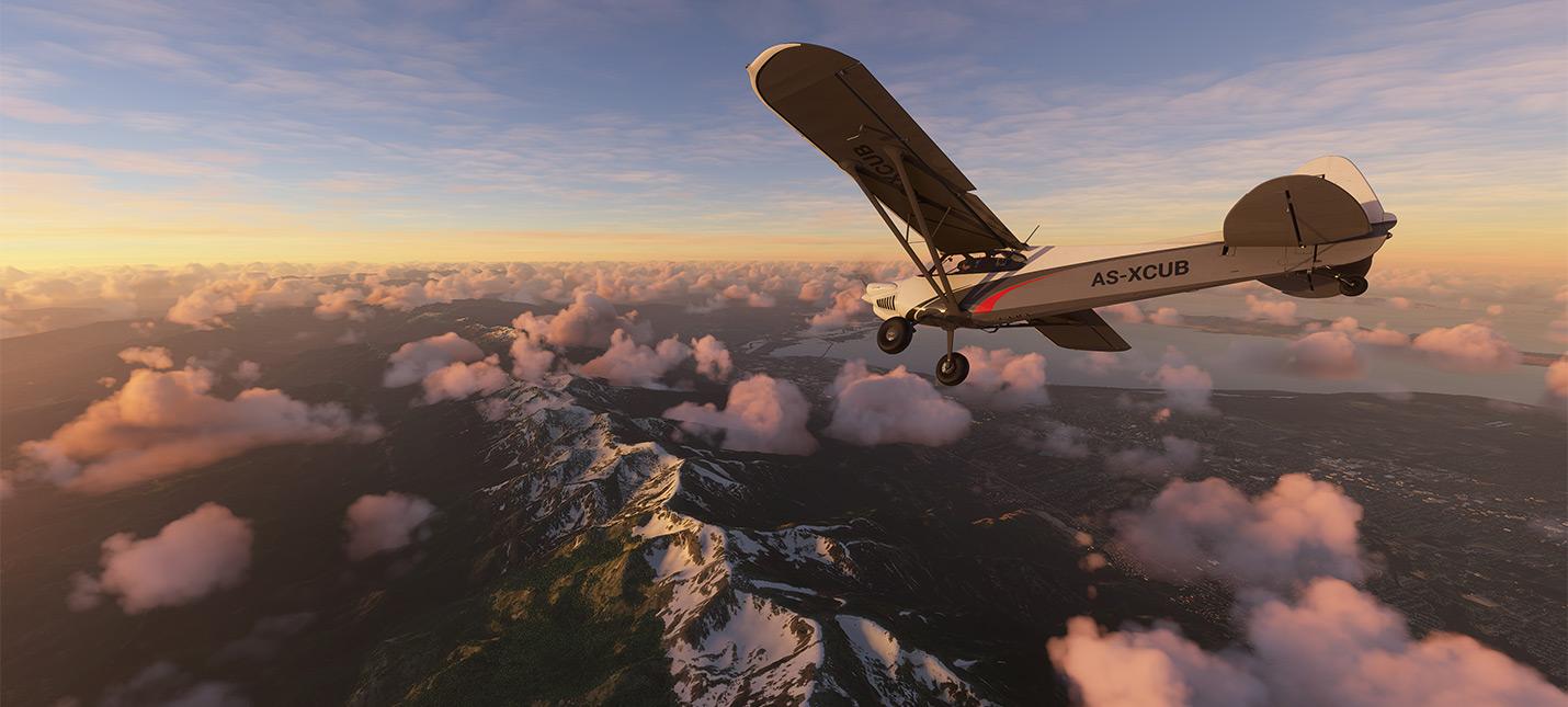 Новые 4K-скриншоты Microsoft Flight Simulator