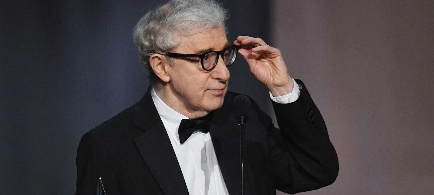 Вуди Аллен и Amazon пришли к соглашению по поводу иска режиссера