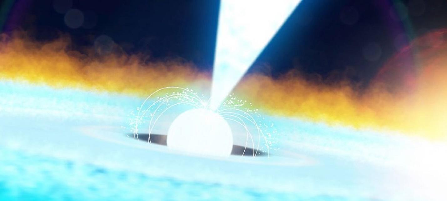 NASA зафиксировало огромный термоядерный взрыв в глубоком космосе