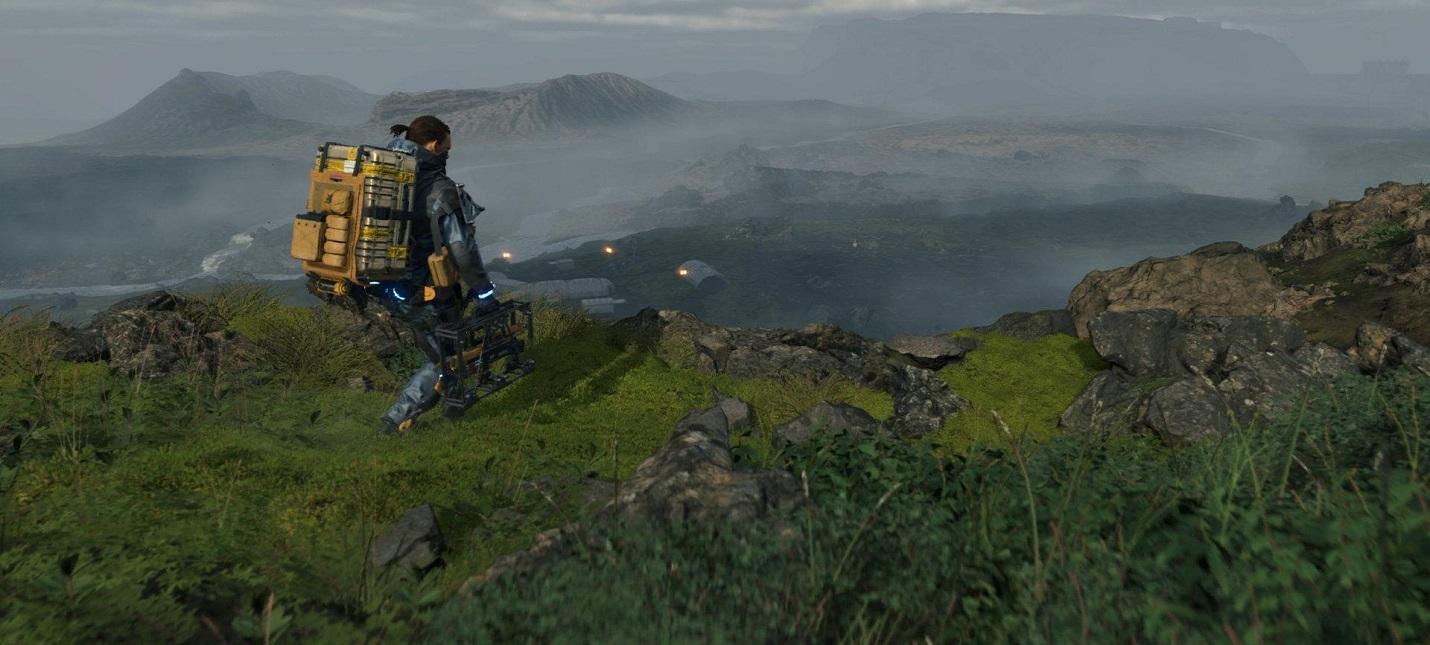 Игроки в Death Stranding игнорируют основной квест ради помощи другим геймерам