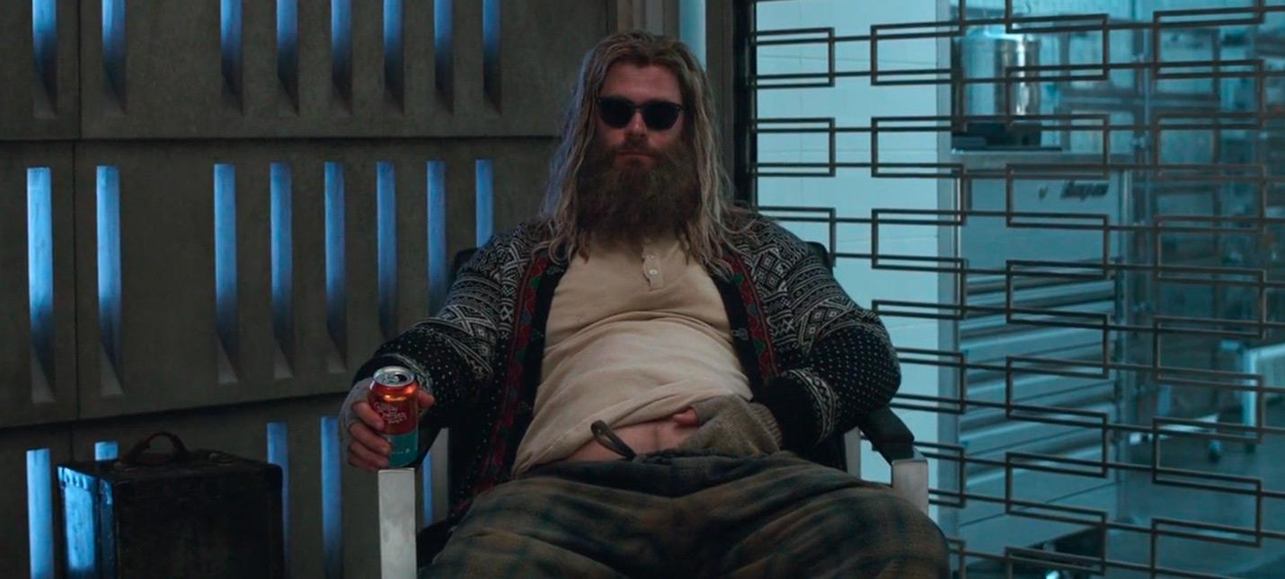"""Танос-младенец, Халк с ирокезом и дочь Старка — концепт-арты и вырезанная сцена из """"Мстителей: Финал"""""""