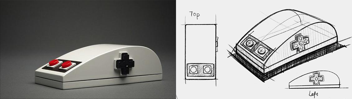 Компания 8BitDo выпустила беспроводную мышь в дизайне консоли NES