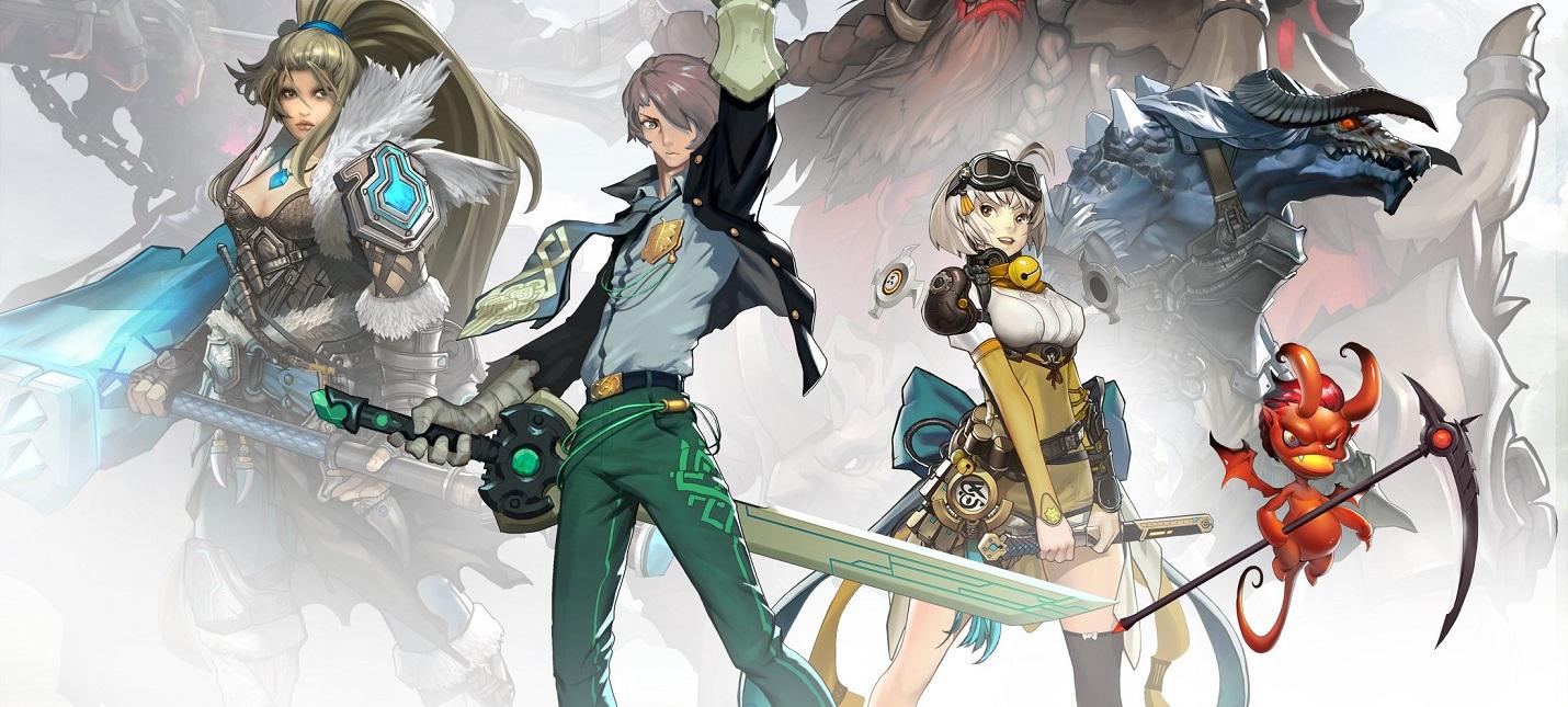 Epic Games выпустила бесплатную тактическую ролевую игру Battle Breakers