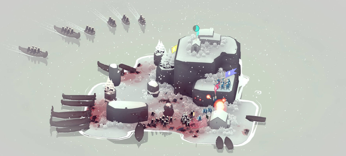 В Epic Games Store стартовала раздача The Messenger, на очереди Bad North