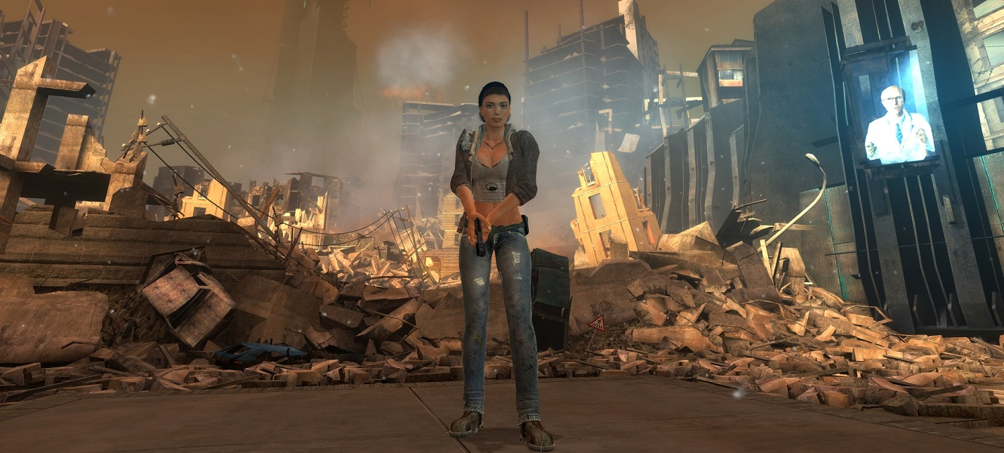 Слух: Valve собирается анонсировать VR-игру — Half-Life: Alyx