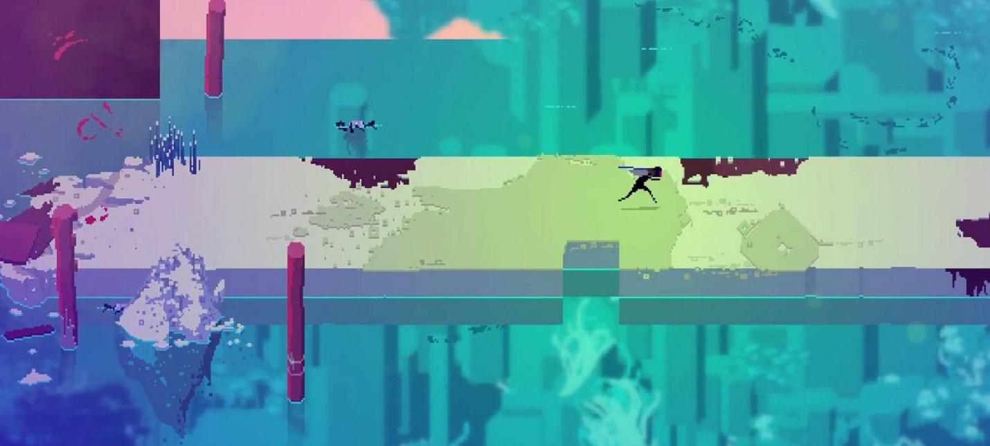 Быстрые бои в ярком пиксельном мире в первом трейлере Resolutiion