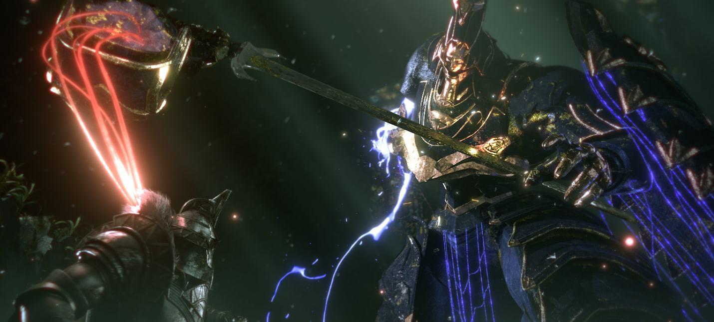 Square Enix расскажет о Babylon's Fall до конца года