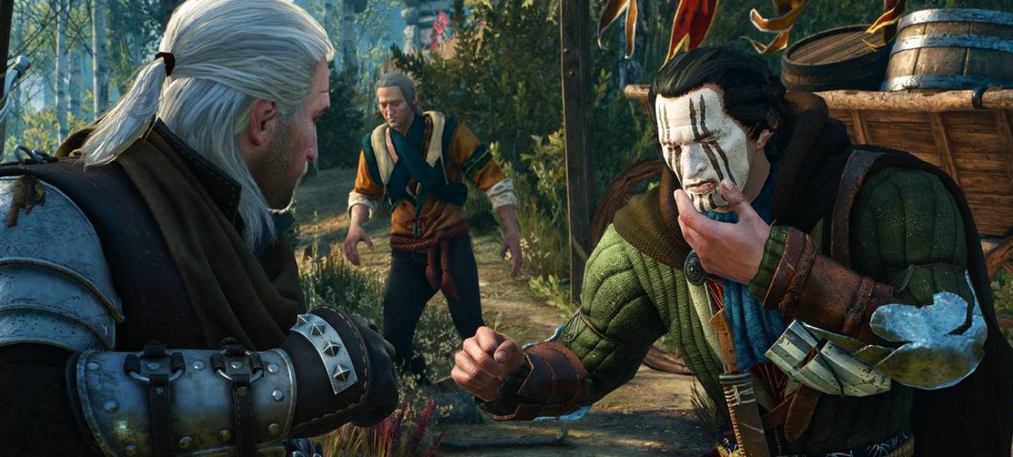 Новое видео с демонстрацией 11 версии модификации HD Reworked Project для The Witcher 3