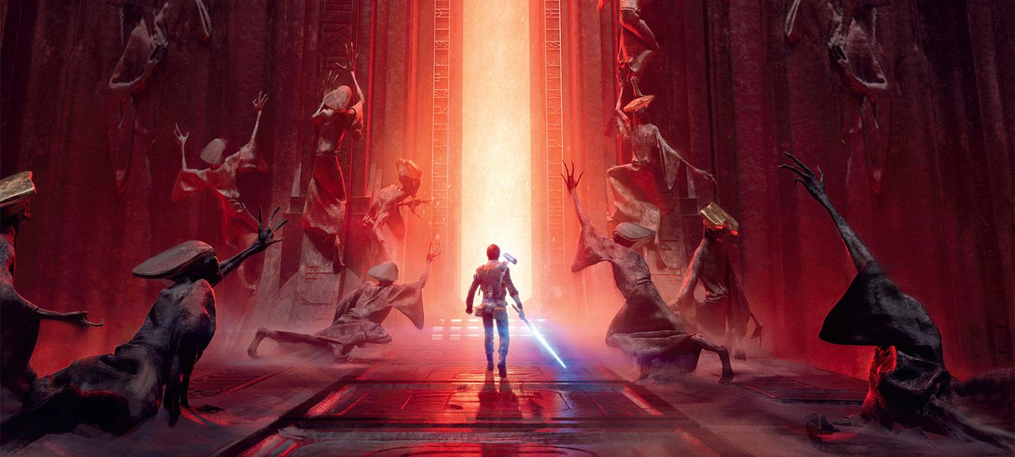 Защита Star Wars Jedi: Fallen Order взломана