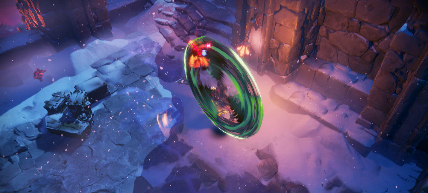 Новый геймплейный трейлер Darksiders Genesis посвящен прокачке