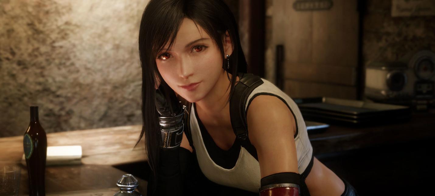 Актриса озвучания ремейка Final Fantasy 7 получала смертельные угрозы от недовольных ее ролью