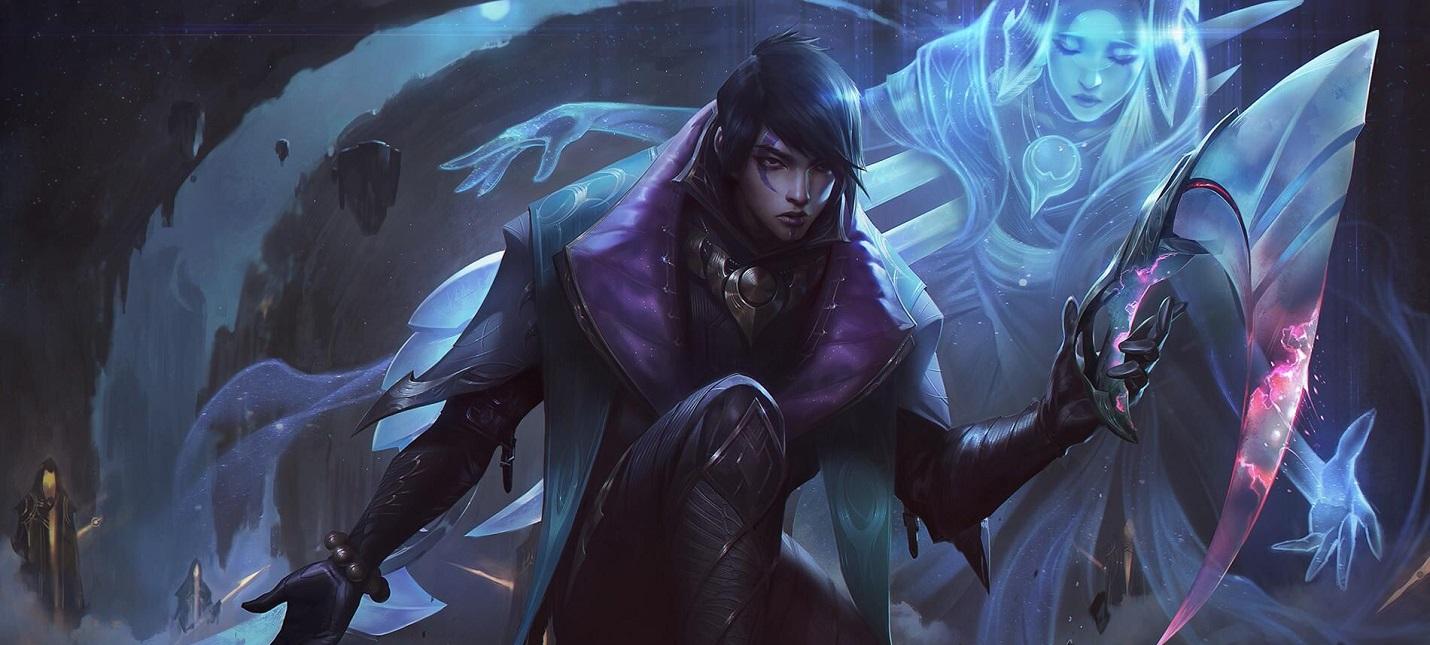 Riot Games представила нового стрелка в League of Legends — Афелия