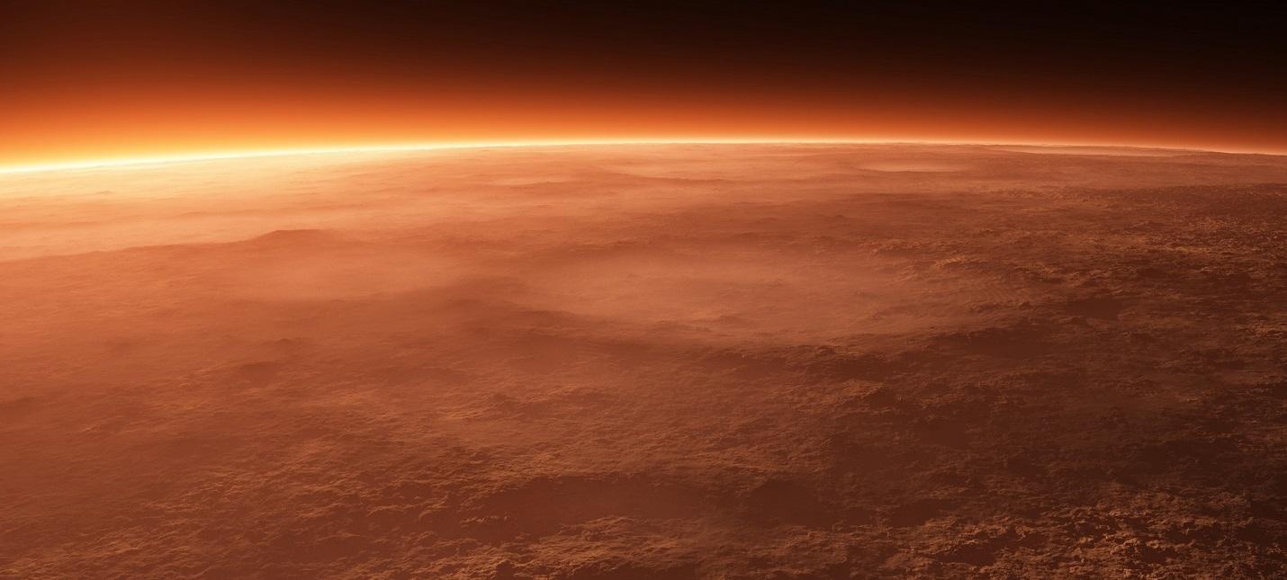Ученый утверждает, что нашел на Марсе следы насекомых
