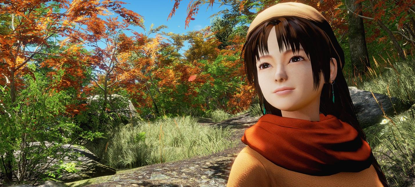 Ю Судзуки заявил о намерении сделать Shenmue 4
