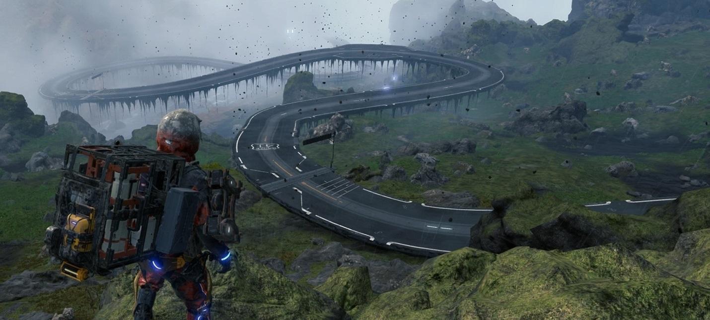 Игрок достроил дорогу в Death Stranding, но был раскритикован за это