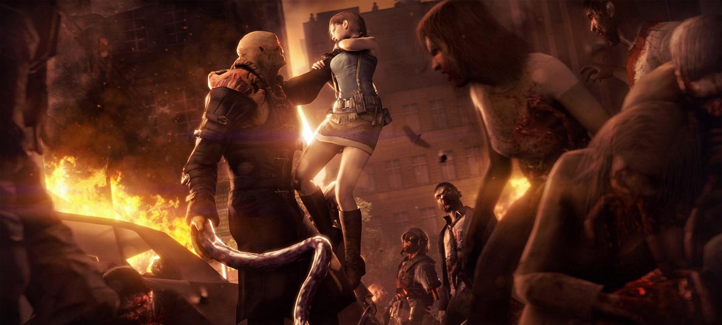 Слух: Ремейк Resident Evil 3 выйдет в 2020 году
