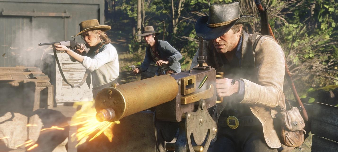 Энтузиасты готовят зомби-мод для Red Dead Redemption 2