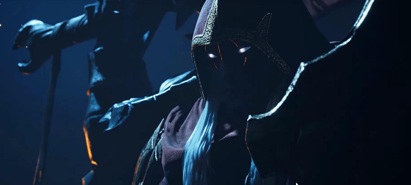 Первые 16 минут и сражение с боссом в новом геймплее Darksiders Genesis