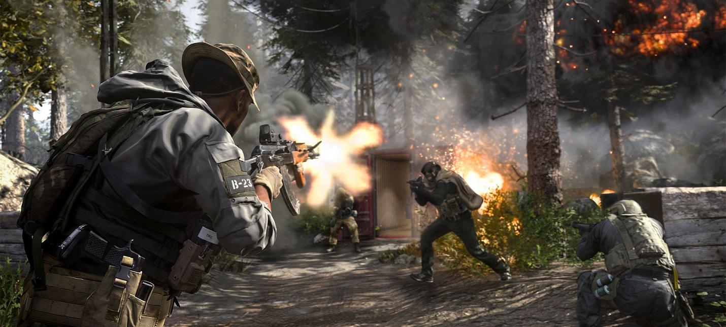 Superdata: цифровые продажи Call of Duty: Modern Warfare в октябре составили 4.75 миллиона копий