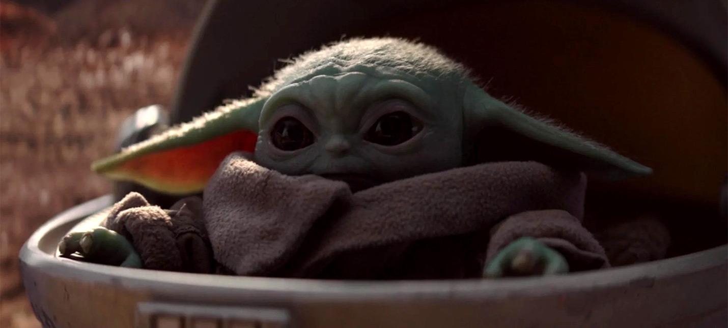 Disney удалял гифки с малышом Йодой из-за нарушения авторских прав, но сейчас все хорошо