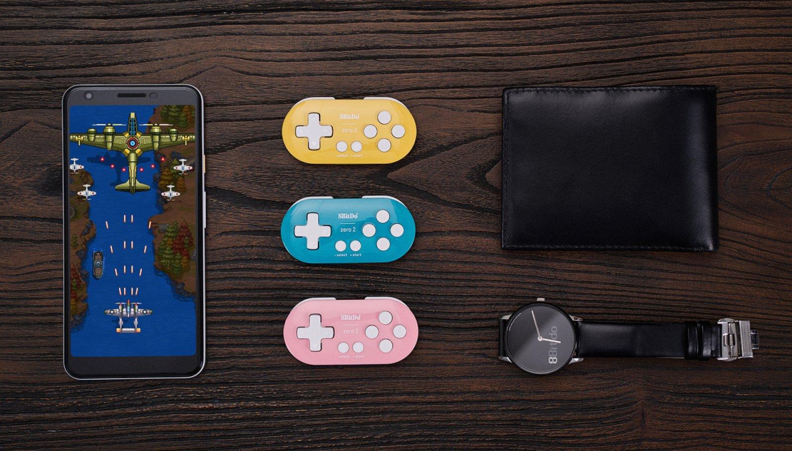 8BitDo открыла предзаказы на миниатюрный контроллер для Nintendo Switch