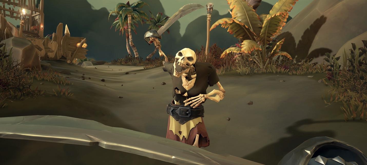 Разработчики Sea of Thieves довольны развитием игры