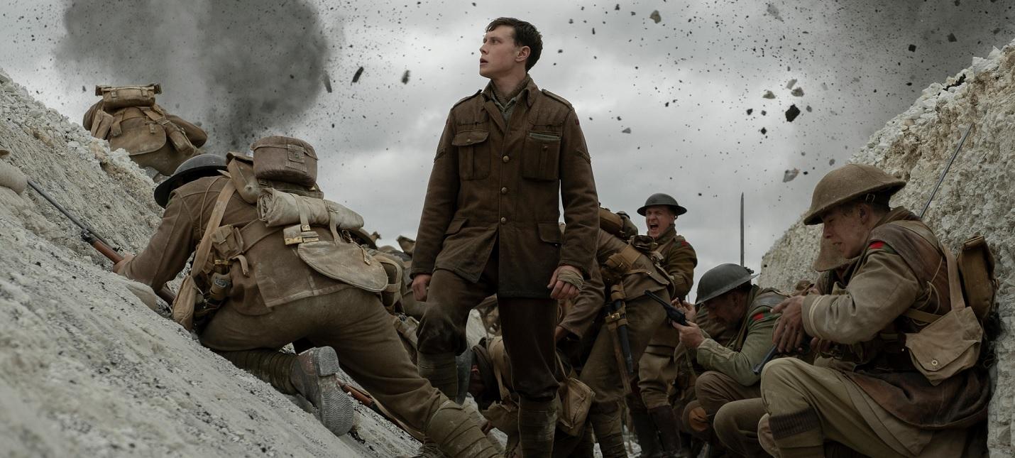 """Оценки """"1917"""" — лучший фильм о войне с выхода """"Спасти рядового Райана"""""""