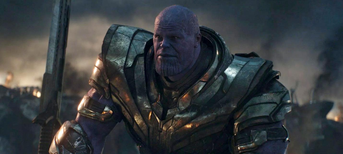 Художник Marvel показал арт с взрослением Таноса