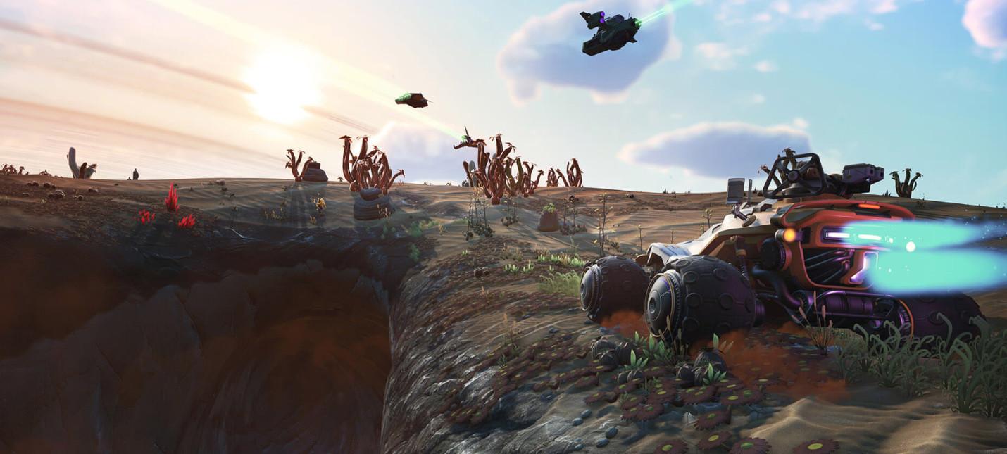 Апгрейд звездолетов, новые технологии и другие подробности обновления Synthesis для No Man's Sky