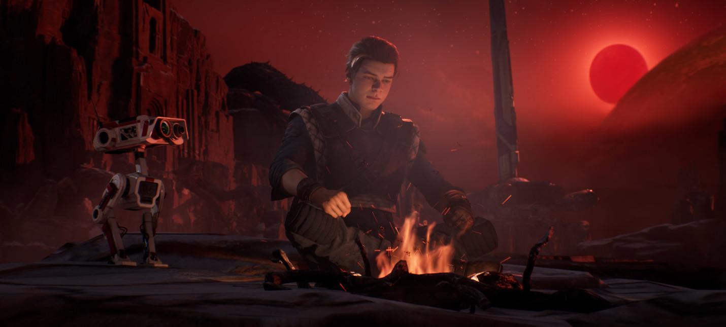 Камерон Монахэн выступил против дискриминации рыжих из-за мода для Jedi Fallen Order