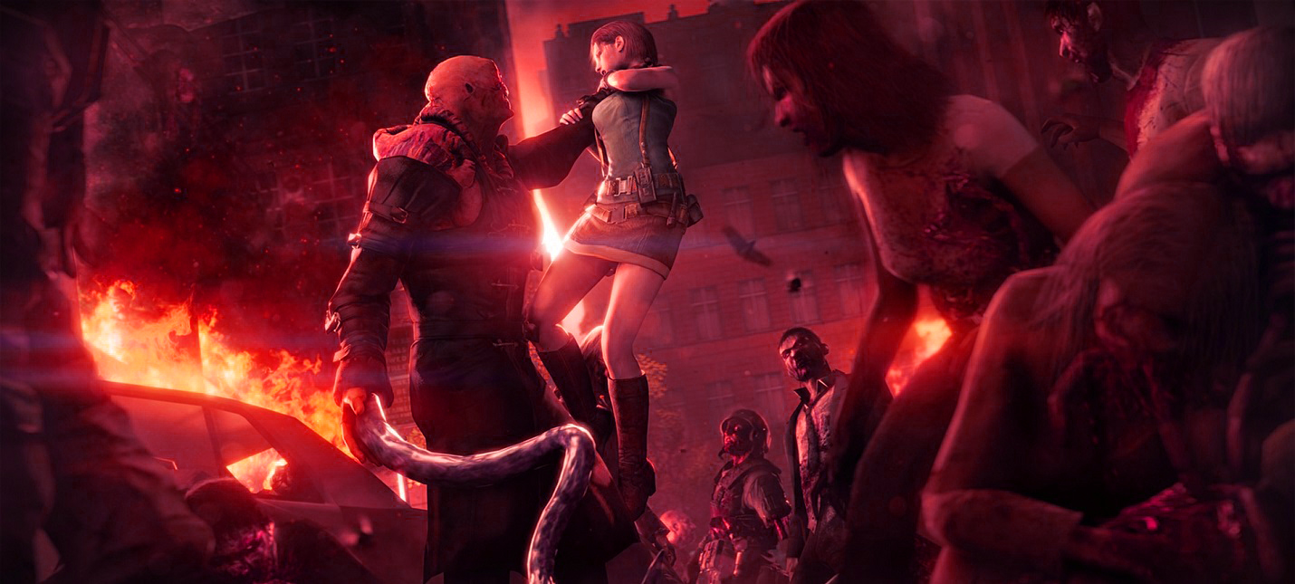 Capcom может представить ремейк Resident Evil 3 до конца декабря