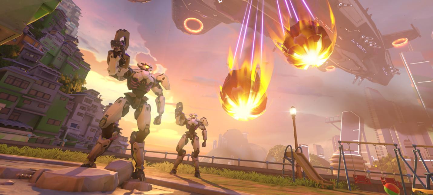 В PvE-миссиях Overwatch 2 будет измененное микширование звука