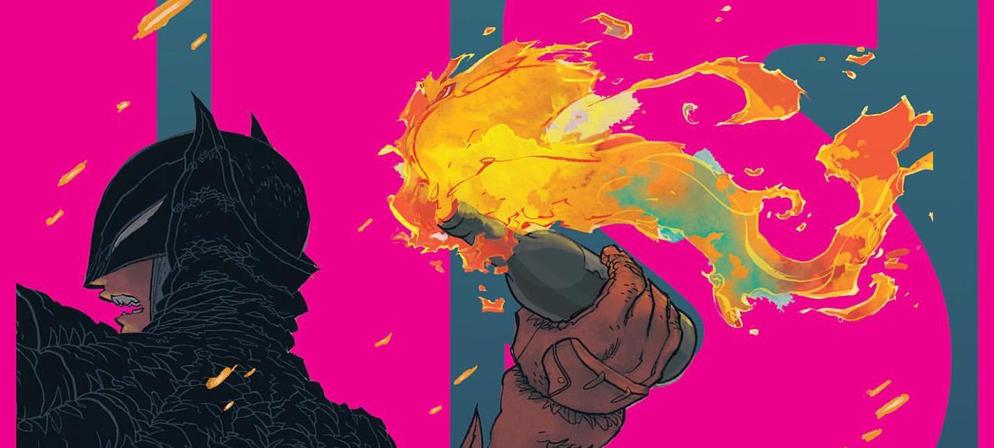 DC Comics удалила обложку комикса про Бэтмена — китайцы углядели поддержку Гонконгских протестов
