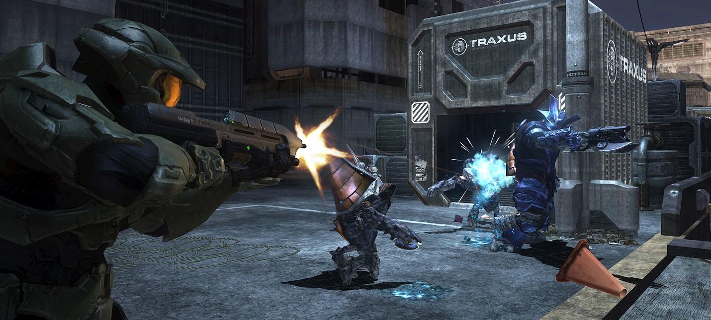 Ютубер прошел Halo 3 на Легендарной сложности с помощью контроллера-гитары