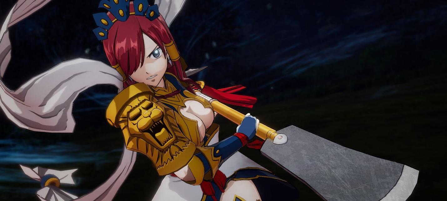 JRPG Fairy Tail выйдет 19 марта