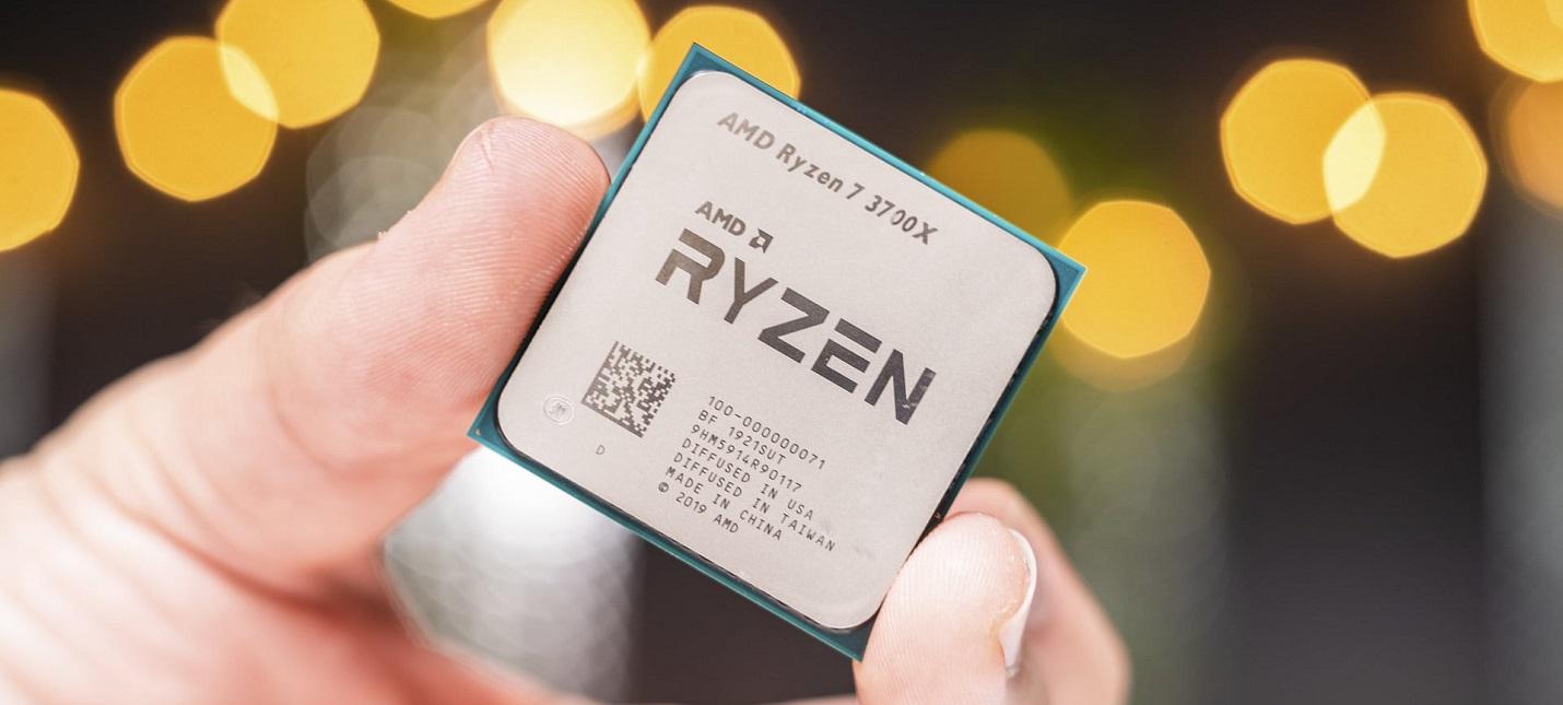 60% европейцев предпочитают процессоры AMD