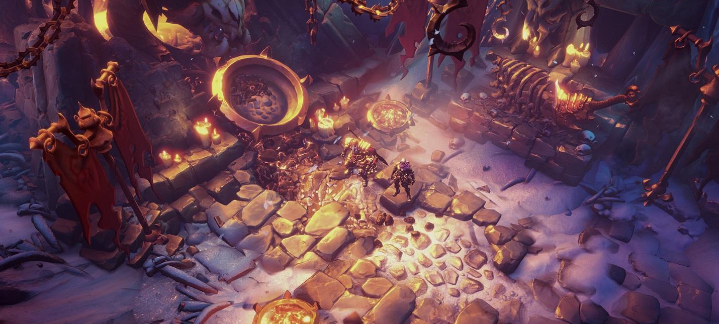 Switch-версия Darksiders Genesis будет идентична другим платформам