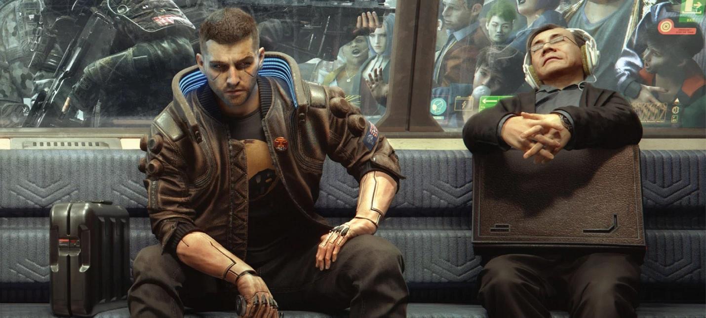 Утечка: карта игрового мира Cyberpunk 2077
