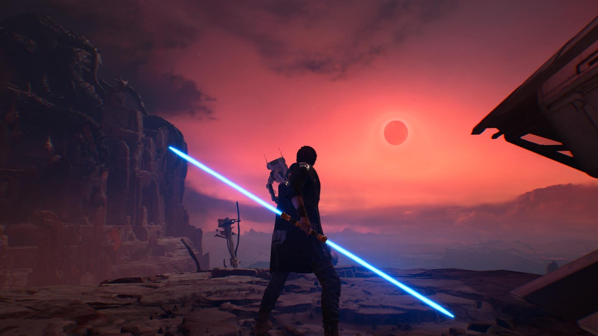 Star Wars Jedi: Fallen Order — Джедаи, которых мы заслуживаем