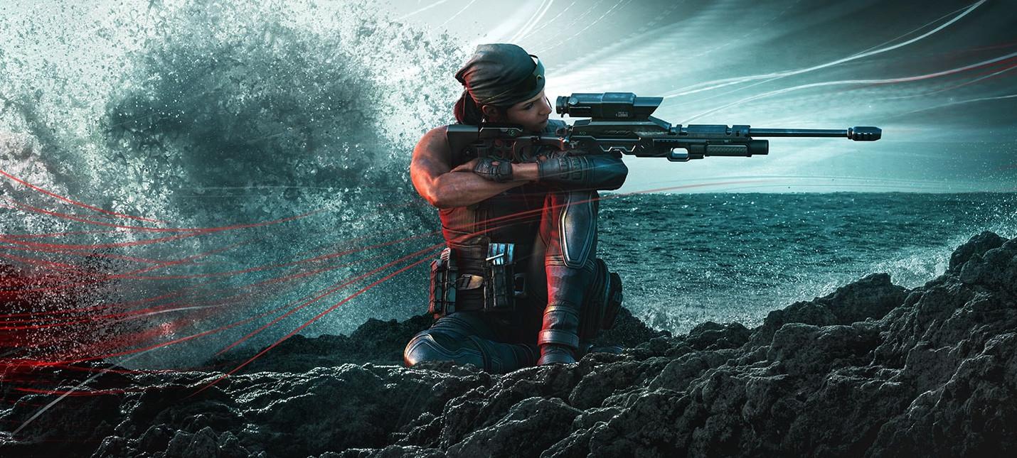 Для Rainbow Six Siege вышло обновление Operation Shifting Tides