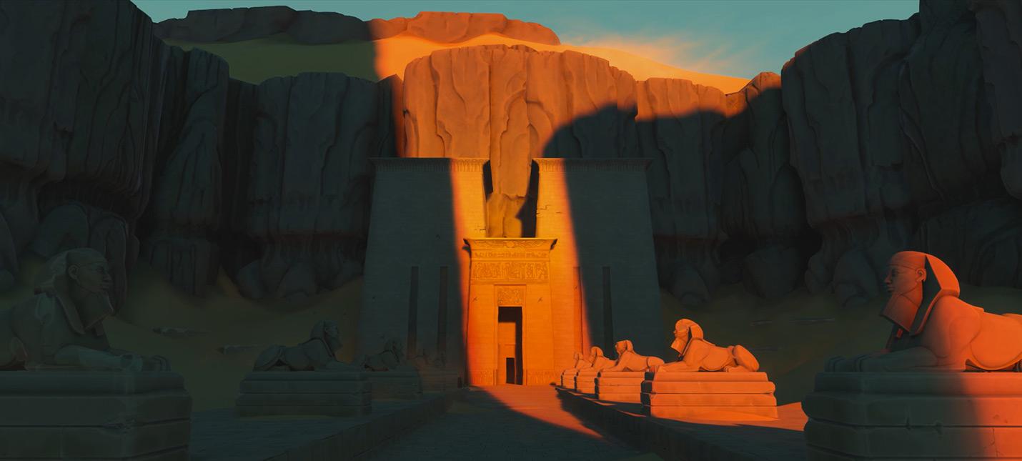 Valve заморозила In the Valley of Gods от разработчиков Firewatch