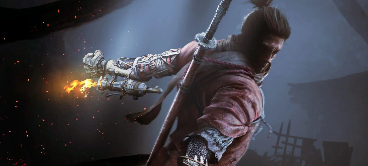 Для PS4 вышла новая бесплатная динамическая тема Sekiro: Shadows Die Twice
