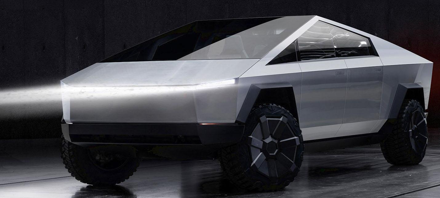 Предварительный анализ аэродинамики Cybertruck Tesla указывает на впечатляющие характеристики