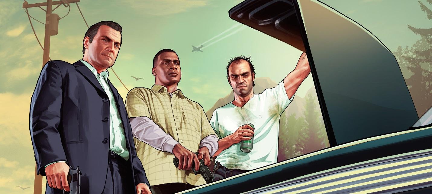 NPD: GTA 5 — самая продаваемая игра на PlayStation в США