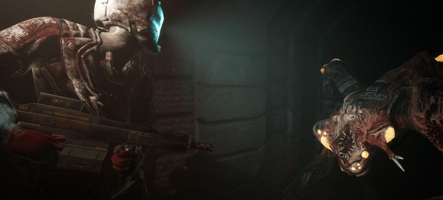 Новый геймплей Negative Atmosphere — духовного наследника Dead Space