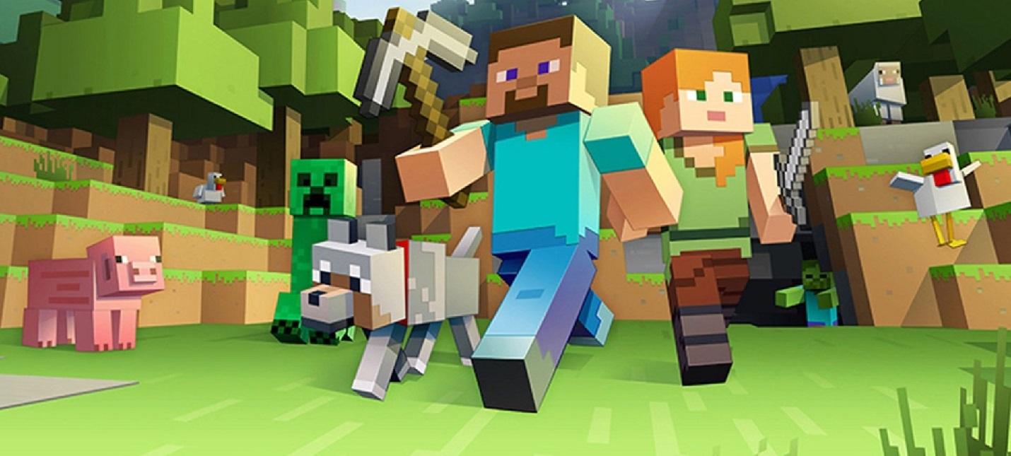 Minecraft стала самой популярной игрой на Youtube в этом году